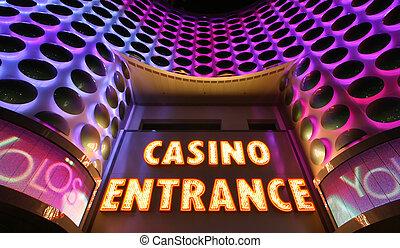 señal del casino