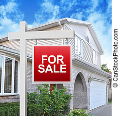 señal, hogar, venta