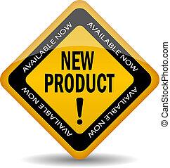 señal, producto nuevo