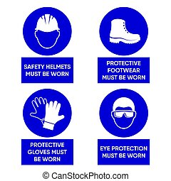 Señales de seguridad obligatorias