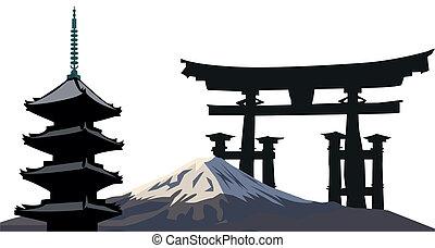 señales, japonés