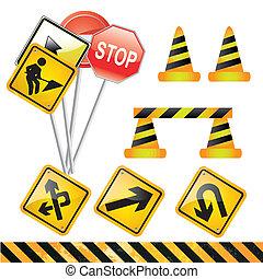 señales, tránsito