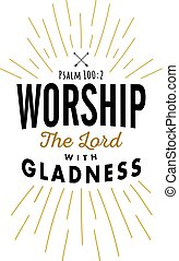 señor, alegría, adoración