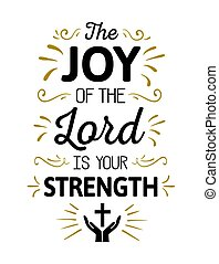 señor, fuerza, alegría, mi