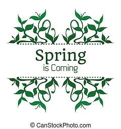 Se acerca la primavera - elegante decoración floral