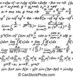 seamless, plano de fondo, álgebra