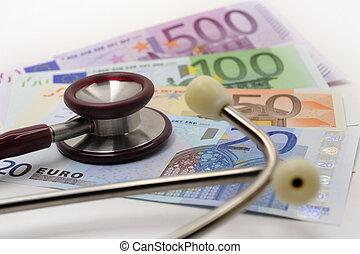 sector, costes, rentas, salud