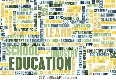 Sector de educación