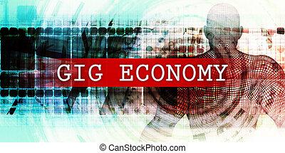 Sector economía gigante