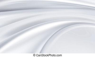 Seda blanca