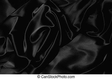 seda, negro