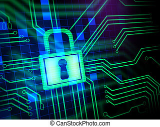 seguridad, cyber