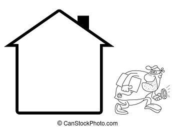 Seguridad del hogar