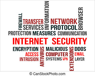 seguridad, internet