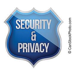 seguridad, protector, intimidad