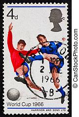 sello, 1966, jugadores, gb, futbol
