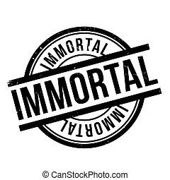 sello de goma, inmortal