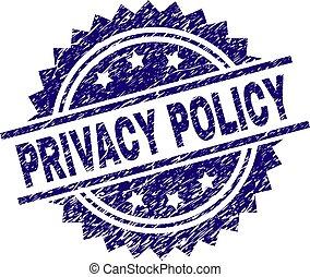 Sello de sello de sello de Privacia Privacidad