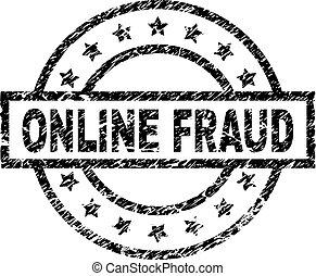 Sello de sello de sello de sello de sello de sello de sellos ONLINE FRAUD
