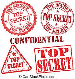 sellos de alto secreto