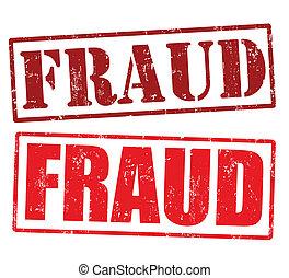 sellos, fraude