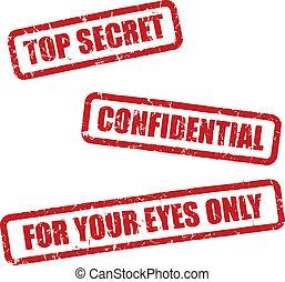 sellos secretos