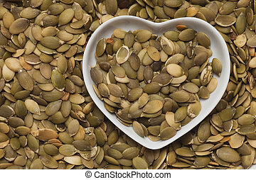 semilla, calabaza