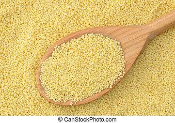Semolina couscous