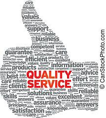 Servicio de calidad