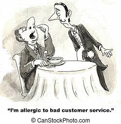 servicio de cliente
