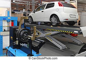 Servicio de garaje