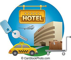 Servicio de hotel