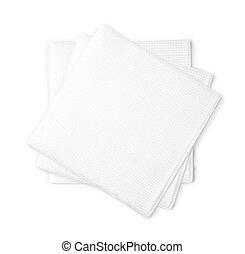 servilleta de papel