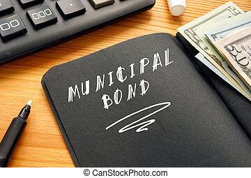 significado, inscripción, concepto, empresa / negocio, bono, page., municipal