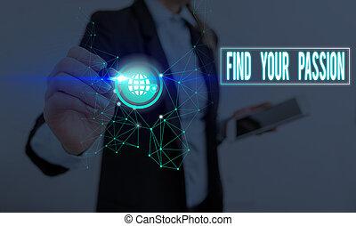 significado, sueños, passion., usted, trabajo, escritura, su, mejor, texto, qué, hallazgo, busque, escritura, concepto, love., actividad, o