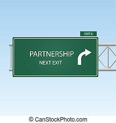 Signo de asociación