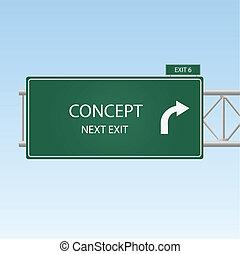 Signo de concepción