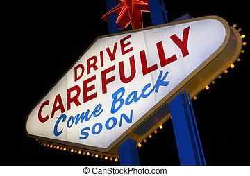 Signo de Las Vegas