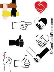 Signo de mano