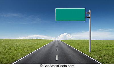 Signo de ruta