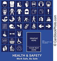 Signo de salud y seguridad
