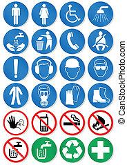Signos de comunicación internacionales.