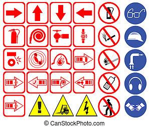 Signos de seguridad
