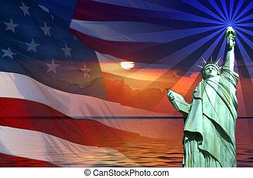Signos y símbolos de América