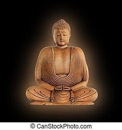 Silencioso Buddha
