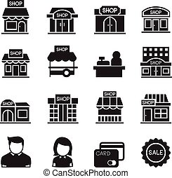 Silhouette Shop construyendo iconos