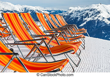 Sillones de Ski Resort