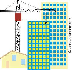 Simbolo de actividad de construcción