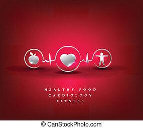 Simbolo de asistencia sanitaria