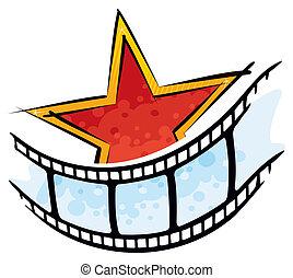 Simbolo de cine
